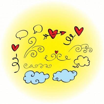 free vector Love Graphics