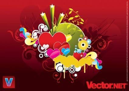 free vector Heart Graphics
