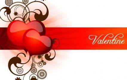 free vector Valentine