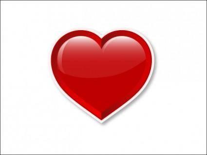 free vector Valentine's Heart