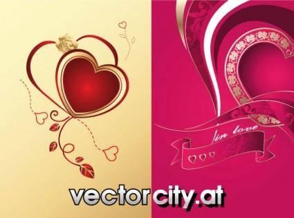 free vector Heart Illustration