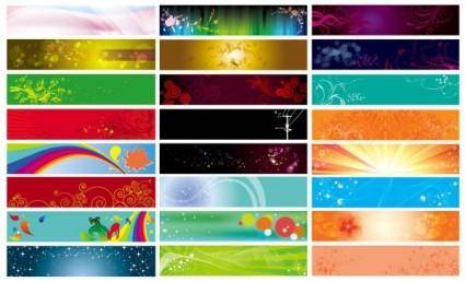 Practical beautiful banner banner vector background