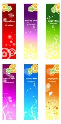 Vector ads banners 26283