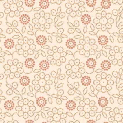 free vector Retro floral 04 vector