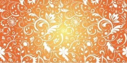 free vector Free Vector Floral Pattern