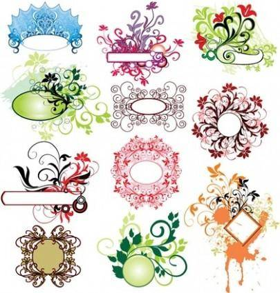 12 Practical Vector Floral Illustration