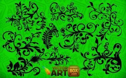 Floral Clip Art