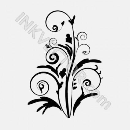 free vector Floral vector