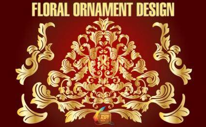 Floral Ornament Design