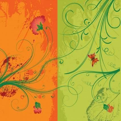 free vector Floral Vector
