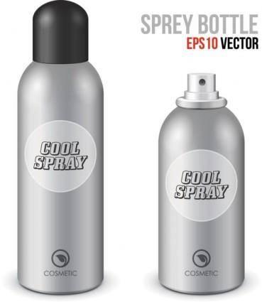 free vector Cosmetics model 03 vector