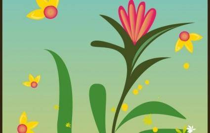 free vector Floral
