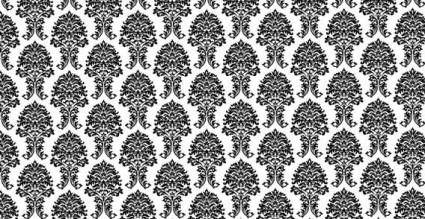 free vector Floral vector pattern