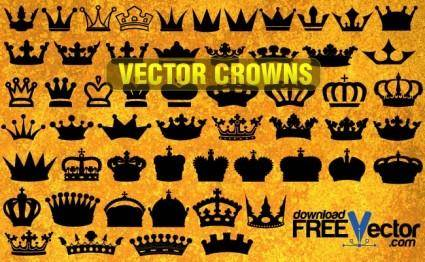 Vector Crowns 27022