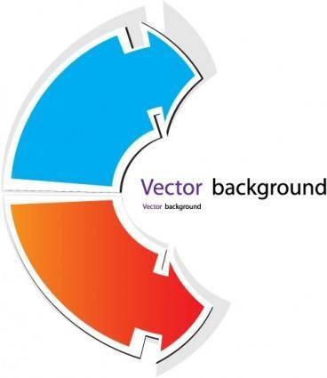free vector Fine label 03 vector