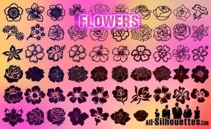 free vector Download Vector Flowers