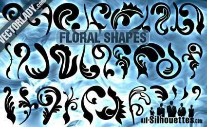 Floral Shapes