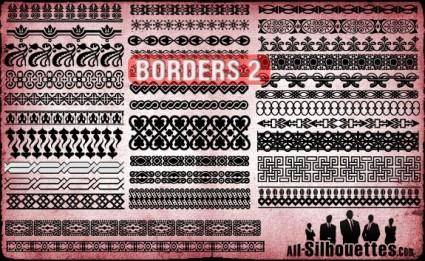 free vector Download Vector Borders