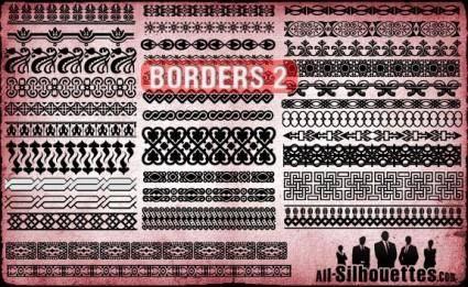 free vector Download Vector Borders