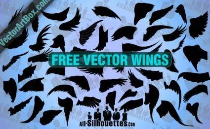 free vector Free Vector Wings