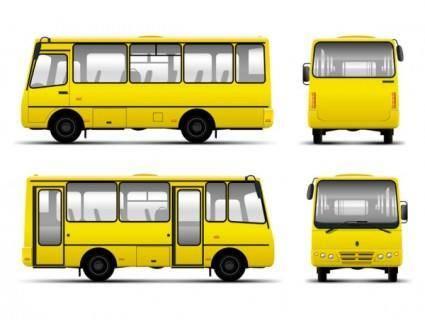 free vector Bus 01 vector