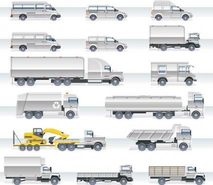 Vector 2 heavyduty vehicles