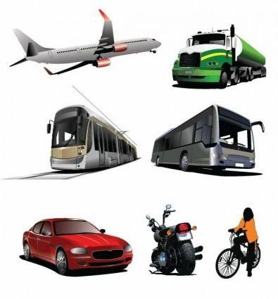 free vector Transport Vector Graphics
