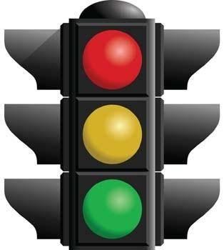 free vector Traffic Light 1