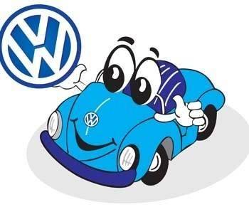 free vector Volkswagen