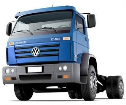 free vector Volkswagen Worker