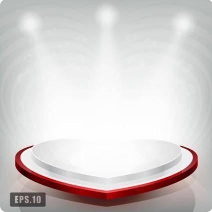 Lighting effects of different s figure 01 vector