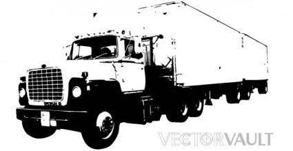 free vector Truck vector