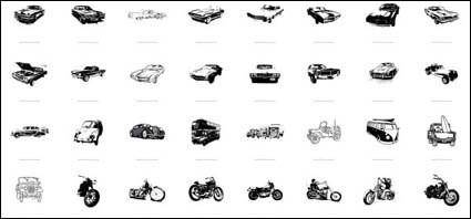 free vector Transport theme vector