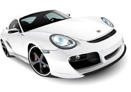 free vector Porsche