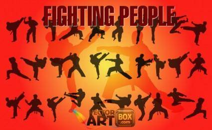 Fighting People