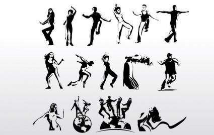 Dancing Silhouettes Collection