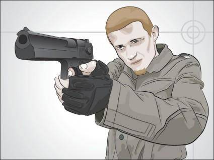 free vector Shooter