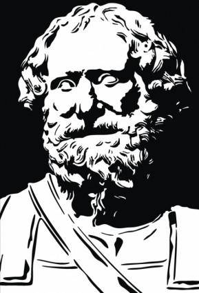 free vector Archimedes of Syracuse