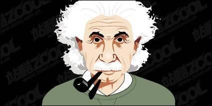 Einstein vector material