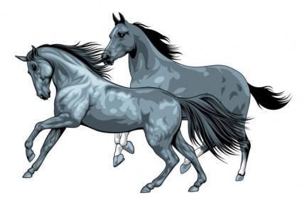 free vector Horse 05 vector