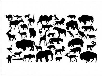 41 Animal Vectors