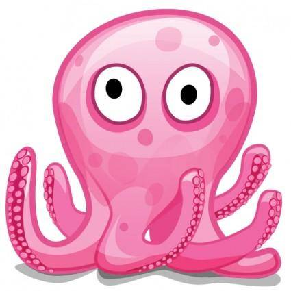 free vector Octopod