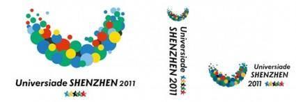 free vector Shenzhen 26th summer universiade logo
