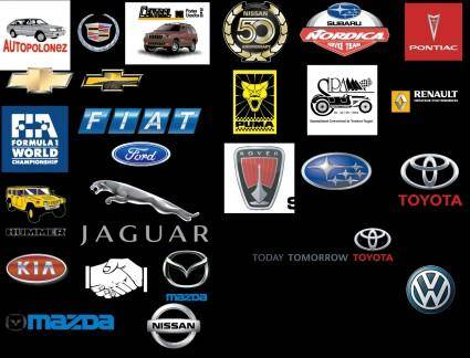Famous logo vector