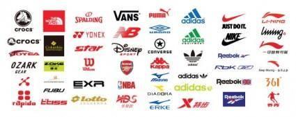 free vector Sports logo brand