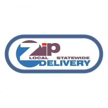 free vector Zip delivery