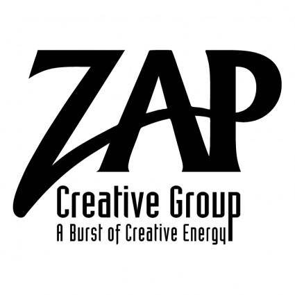 free vector Zap creative group