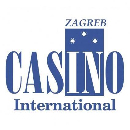 free vector Zagreb casino