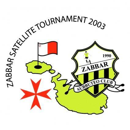 free vector Zabbar satellite tournament 2003