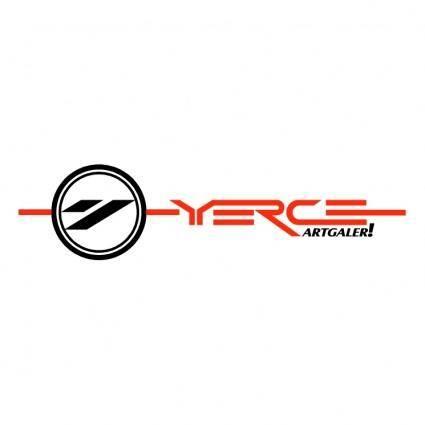 free vector Yerce artgaleri
